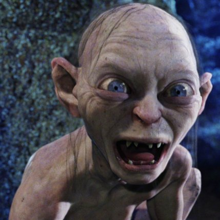 Smeagol the lord of rings