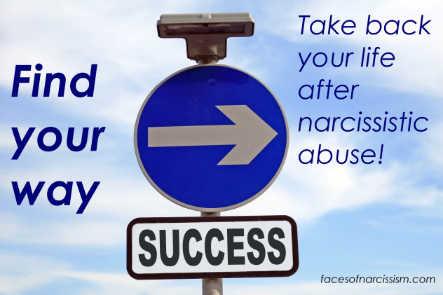 Take back your life after narcissistic abuse!